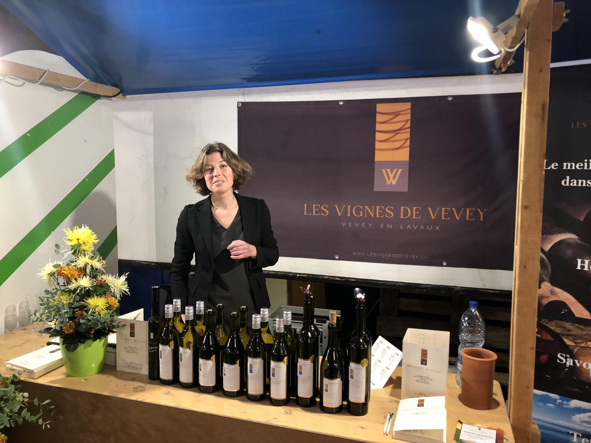 Les Vignes de Vevey